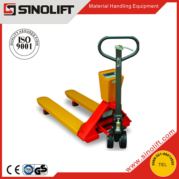 Hot - CPS Series Scale Pallet Truck