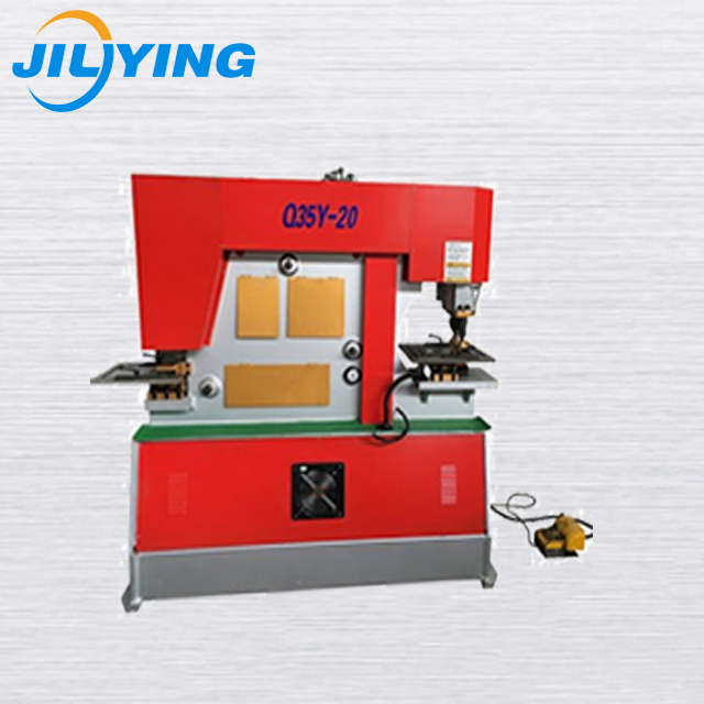 Q35Y Series metal puncher shear puncture machine tube punching machine