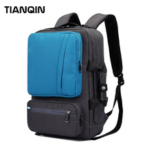 Hot Sale Hiking Knapsack College Student 17 Inch Laptop Backpack Travel Bag