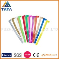 High Quality Id Bracelets Vinyl Wristband For Festival,Party