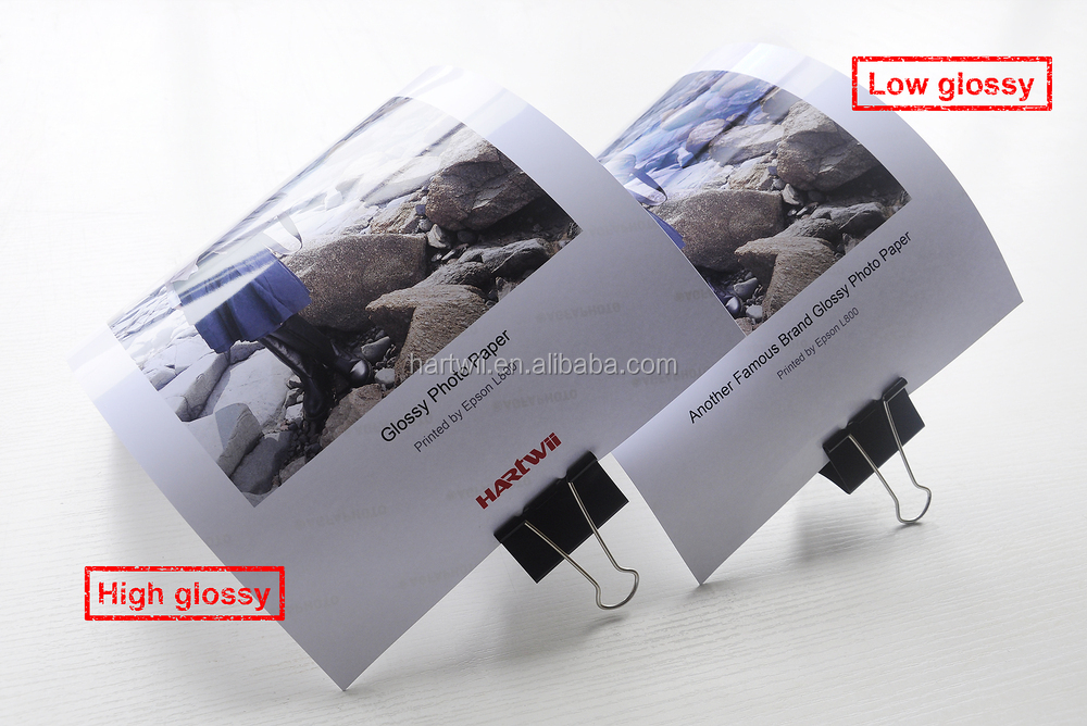 260g RC Luster Photo Paper