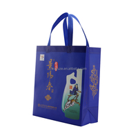 laminated PP non woven shopping bag New style Custom Printing Shopping Bag