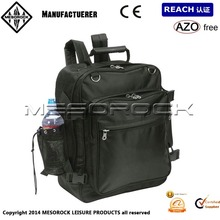Weatherproof Motorcycle Sissy Bar Trunk Bag Backpack with Multiple Pockets