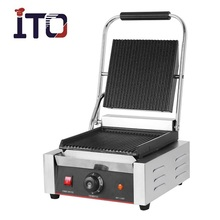 CH-811A ELECTRIC PANINI SANDWICH PRESS GRILLER