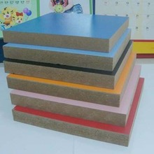 Good quality mdf cherry wood veneer panel