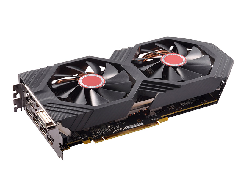 Dual Fan Graphic Card AMD Radeon RX580 8GB
