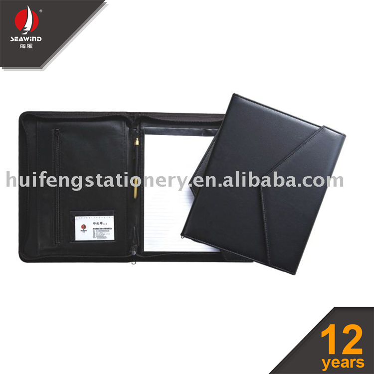 Portfolio bagnote book machine