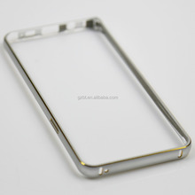 high quality rosegold double color metal bumper for mobile phone 6g 6s 4.7""