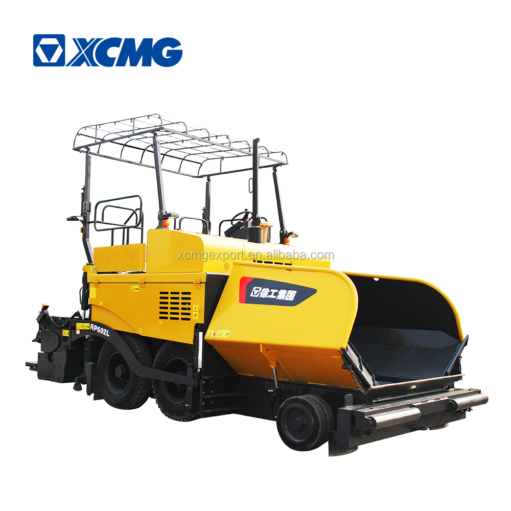 XCMG official manufacturer RP602L concrete used asphalt pavers for sale