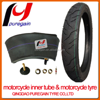2016 hot sale natural rubber motorcycle inner tubes