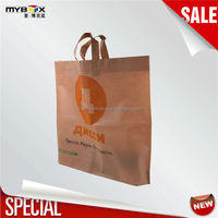 Unique style foldable Custom PP nonwoven bag shopping bag making machine