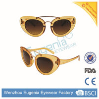 Italian brand name transparent frame color and women age sunglasses