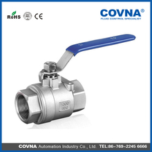 Stainless steel 304/316 ball valve for water