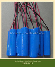 3.7V 18650 li-ion polymer rechargeable battery 3000mAh