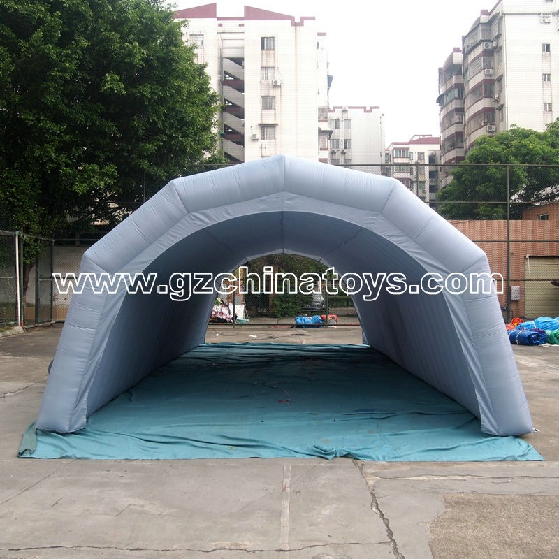 2016 guangzhou china pvc cheap inflatable sport tunnel for game
