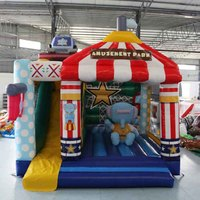 Newest Christmas bounce house bouncy castles manufacturers inflatable games for adults kids