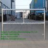 construction metal tubular steel frame scaffolding