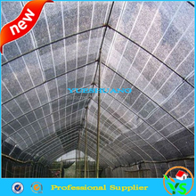 2.1x100m malla raschel 3 pins greenhouse sun shade net cloth for greenhouse
