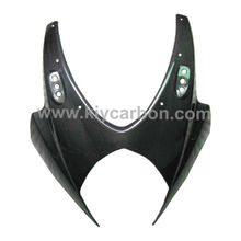 Carbon front fairing upper motorcycle part for Suzuki gsxr1000 fairing