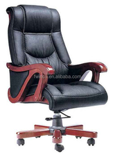 High quality genuine leather boss office chair