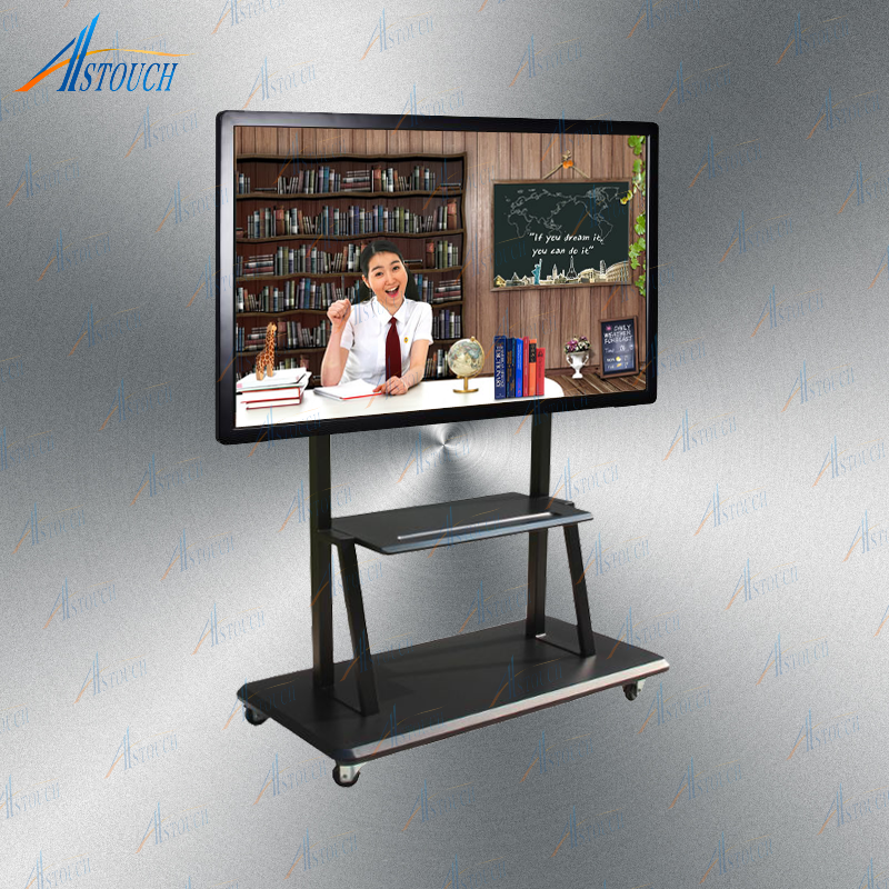 85 inch HD virtual interactive whiteboard with great quality