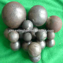 Steel mills ball for gold mining ore