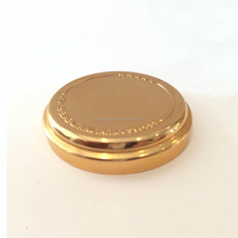 Wholesale big flat aluminum bottle caps screw