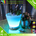 Hot sale bright Waterproof led ice bucket /ice bucket plastic