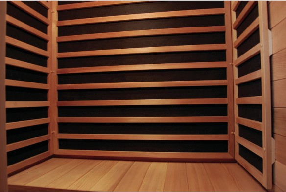 New design room for 1-4 people use healthy sauna high quality infrared sauna room