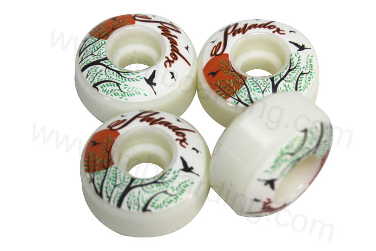 Free shipping cheap skateboard wheels /zero skateboard wheels /54mm skateboard wheels