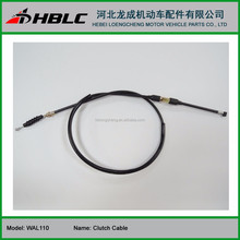 wholesale cheap price motorcycle cables for WALTON WAL110