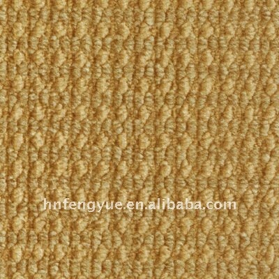 Carpet Tile for PVC Material Modern Floor Tiles carpet,Yellow Carpet Tile