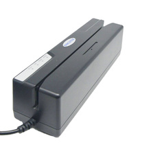 Compatible with MSR 206 Manual Swipe Magnetic Card Encoder