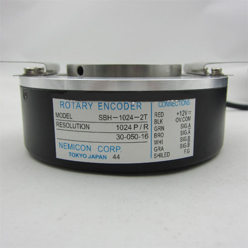 30mm hole elevator encoder NEMICON SBH-1024-2T 30-050-16 1024P/<strong>R</strong>