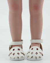"Wholesale 18"" doll accessories sandals shoes for American girls/BJD doll parts"