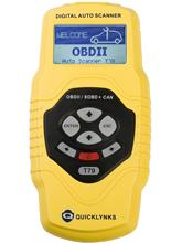 Best price ! OBD2 portable fault code reader T79-data printable,6 languages ,updateable
