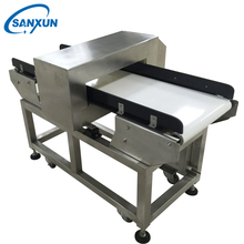 Advanced technology food metal detector for food industry