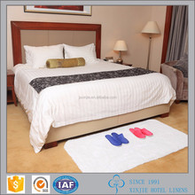 Hot selling Hotel bedding sets / Hotel bed Linen/ Hotel Textile