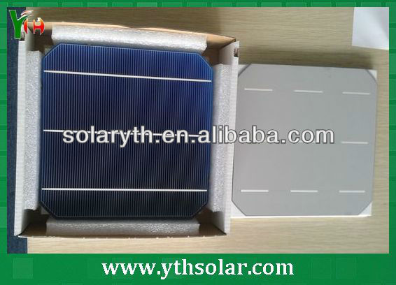 2 Busbar and 3 Busbar monocrystalline Solar Cell ,solar cell scrap