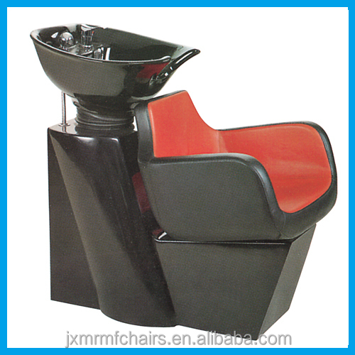 new style backwash unit shampoo bowls /hair cutting chairs for hot sale S5026A