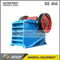 Metallurgy Mineral Jaw Crusher