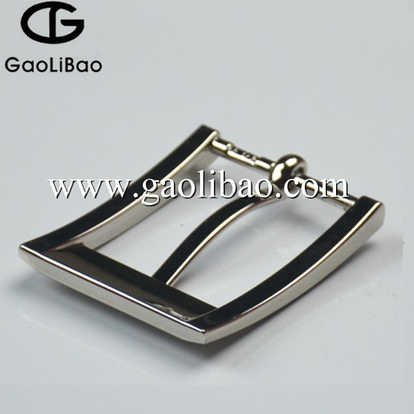 High quality Pin belt buckle 30mm Single pin buckles ZK-300191