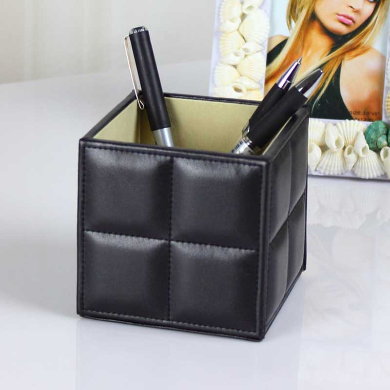 Office pen holder pocket organizer