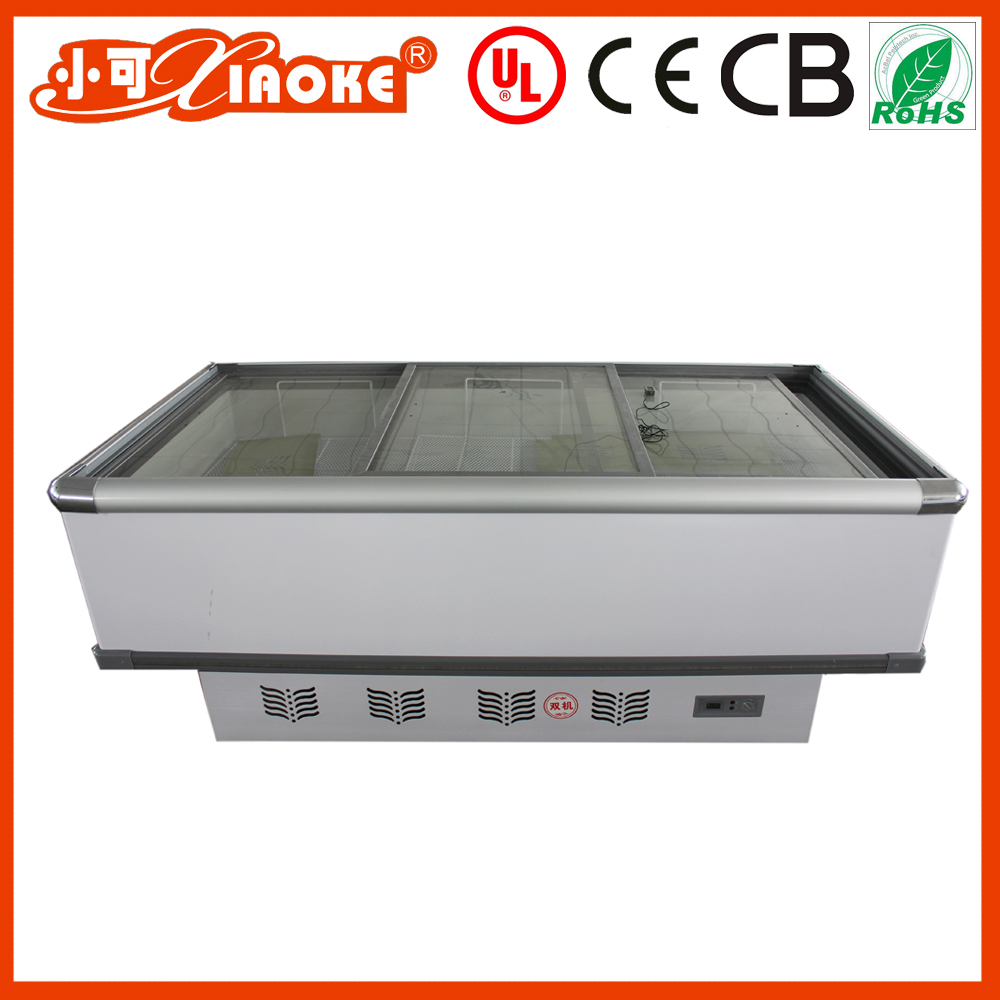 Hot sale Deli food refrigerated display case freezer for meat