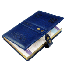 China wholesale print color leather bound hardcover book with gold edge,stamping, foil,etc