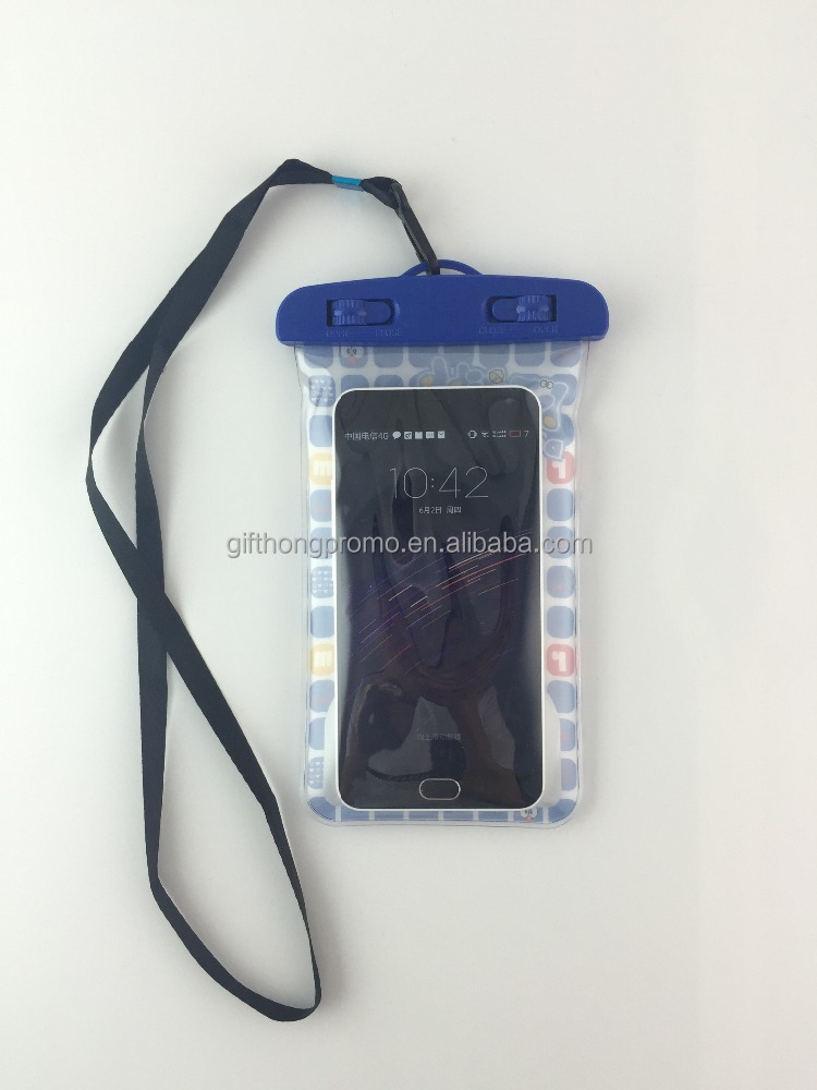 best-selling waterproof mobile case , waterproof bag for phone