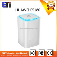 Hot sell FDD TDD-LTE huawei E5180 portable 4g lte wifi cube