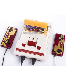CoolBady Video Game Console RS-35 FC Red White Classic TV Game Consoles Yellow Cards Plug-in Card Games Family Game machine jeux