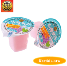 HFC 4630 bulk jelly/ pudding with grape flavour