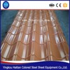 Top quality metal roofing tile/Blue/Grey/Red color Corrugated sheet tile